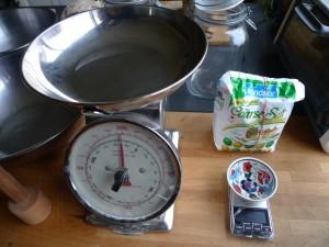 sauerkraut scales
